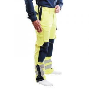 pantalón ignífugo FR Risk High Visibility